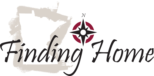 2016 Convention Logo - Finding Home