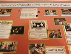 University of Nebraska, Kearney 2012 Convention Display