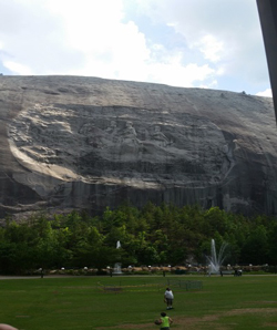 Office Picnic at Stone Mountain Park