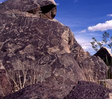 Petroglyph National Monument Credit: Verna Wood