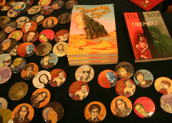 Chapter merchandise sold at the 2014 Convention