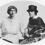 Famous Women Natalie Barney and Romaine Brooks