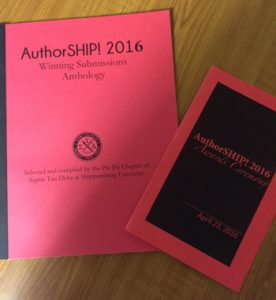 AuthorSHIP Project Grant Anthology