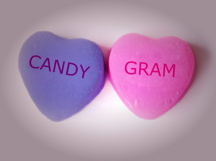 Valentine Candy-Grams