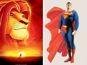 Lion King & Superman