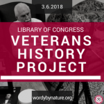 featured-Veterans History Project