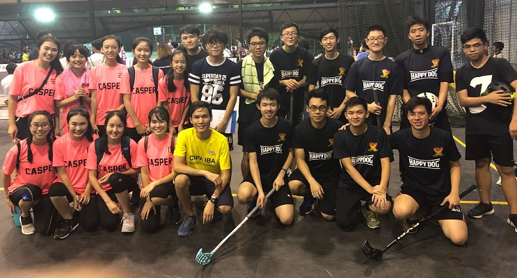 Photo #4 - Floorball Competition