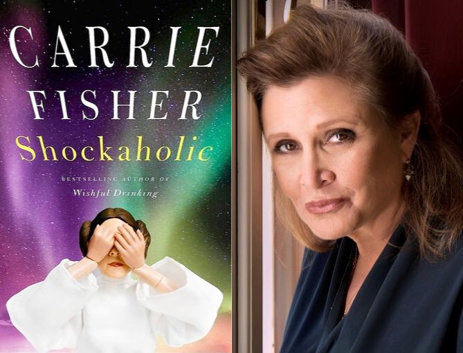 Carrie Fisher-Shockaholic