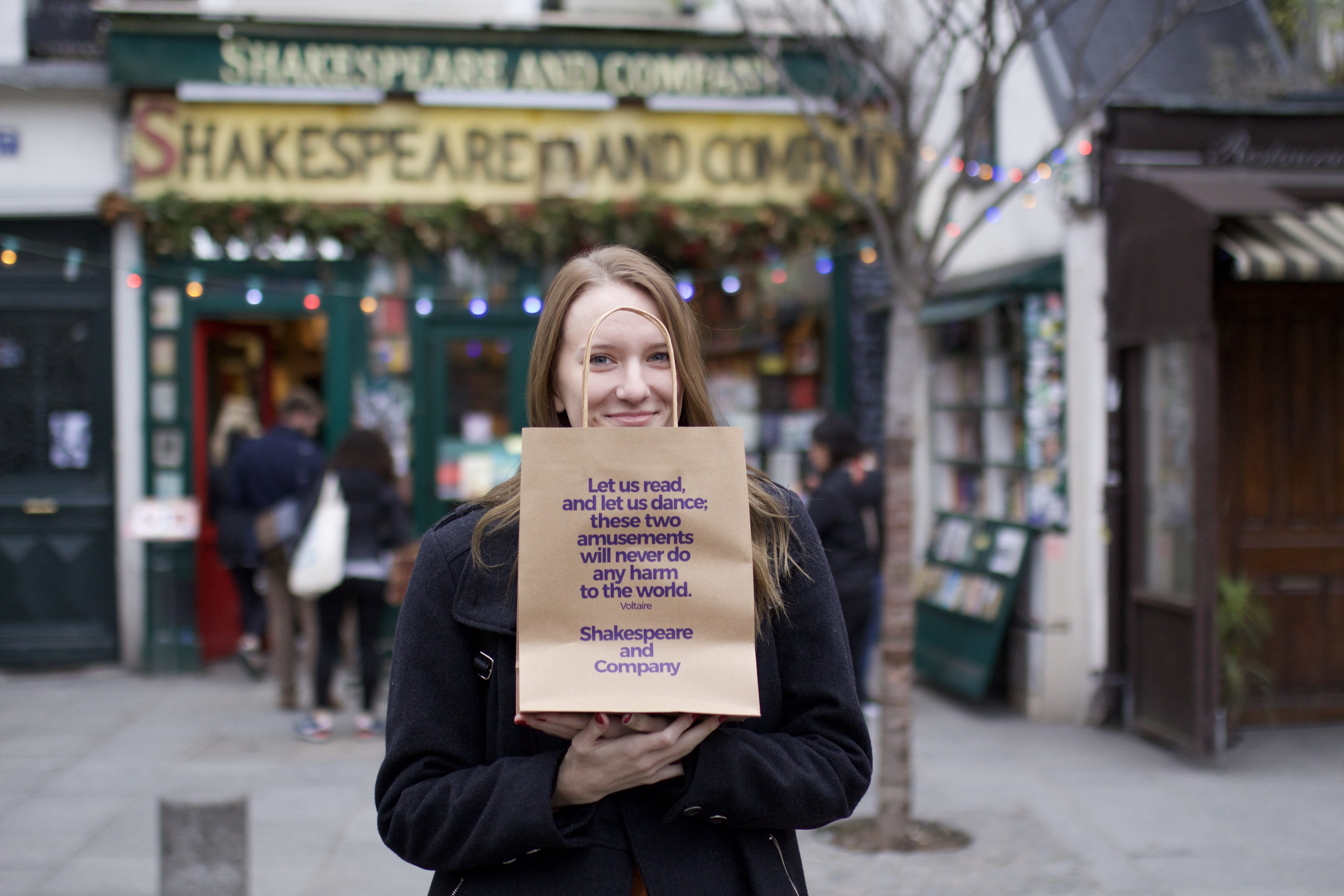 JTrad-Shakespeare and Co
