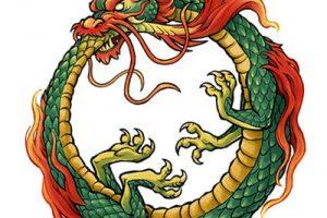 Ouroboros Dragon