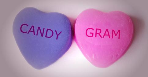 Valentine's Candy Grams