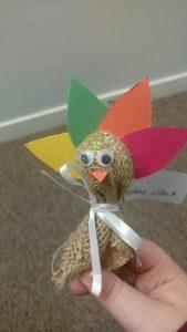 Turkey Candy-Grams