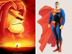 Lion King & Superman