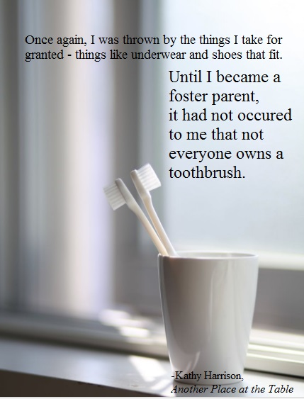 Toothbrush quote