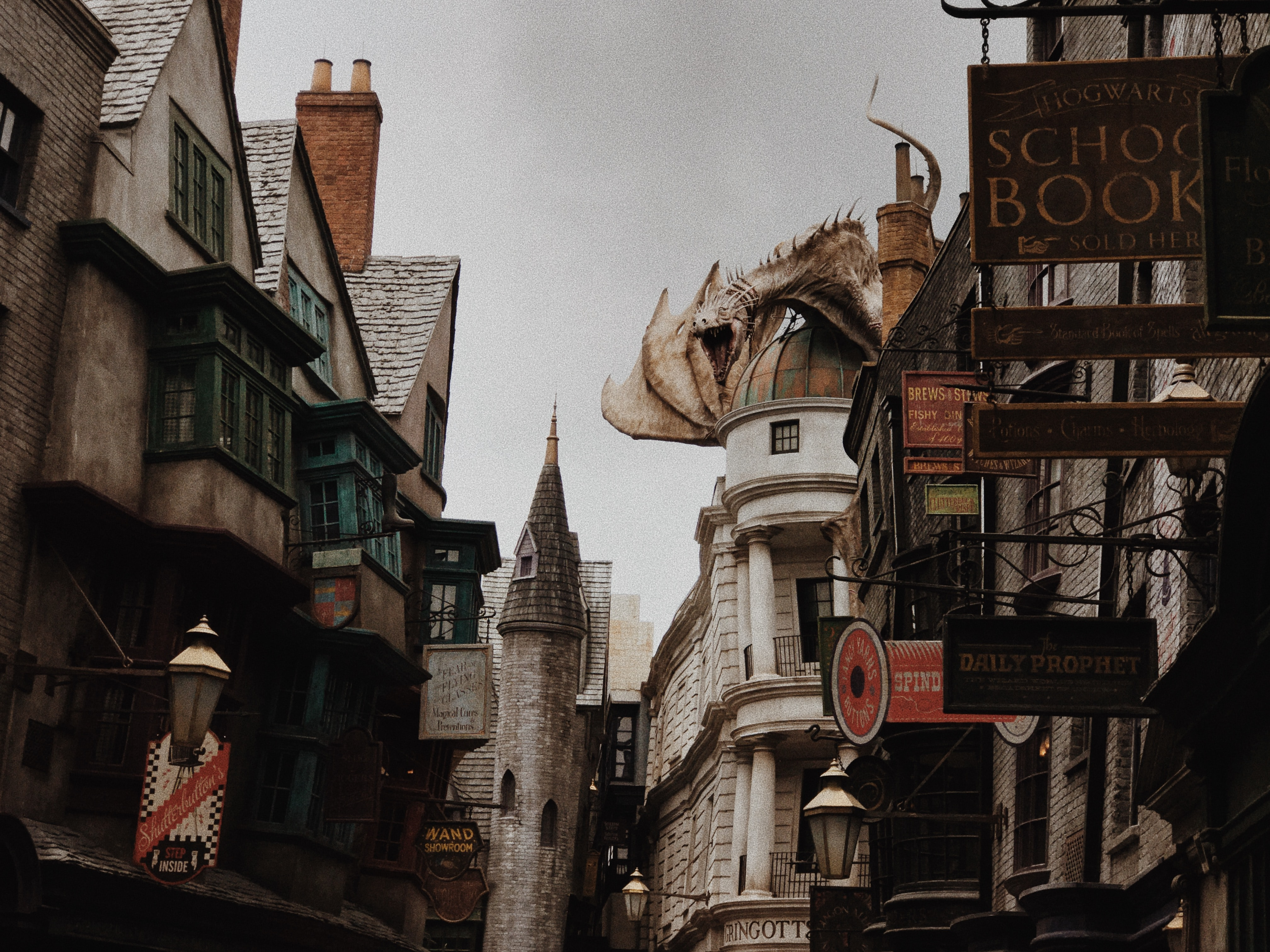 Hogwarts House Article