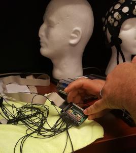 electrode cap